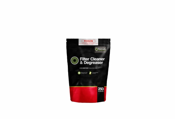 Filter Cleaner Single Dose
