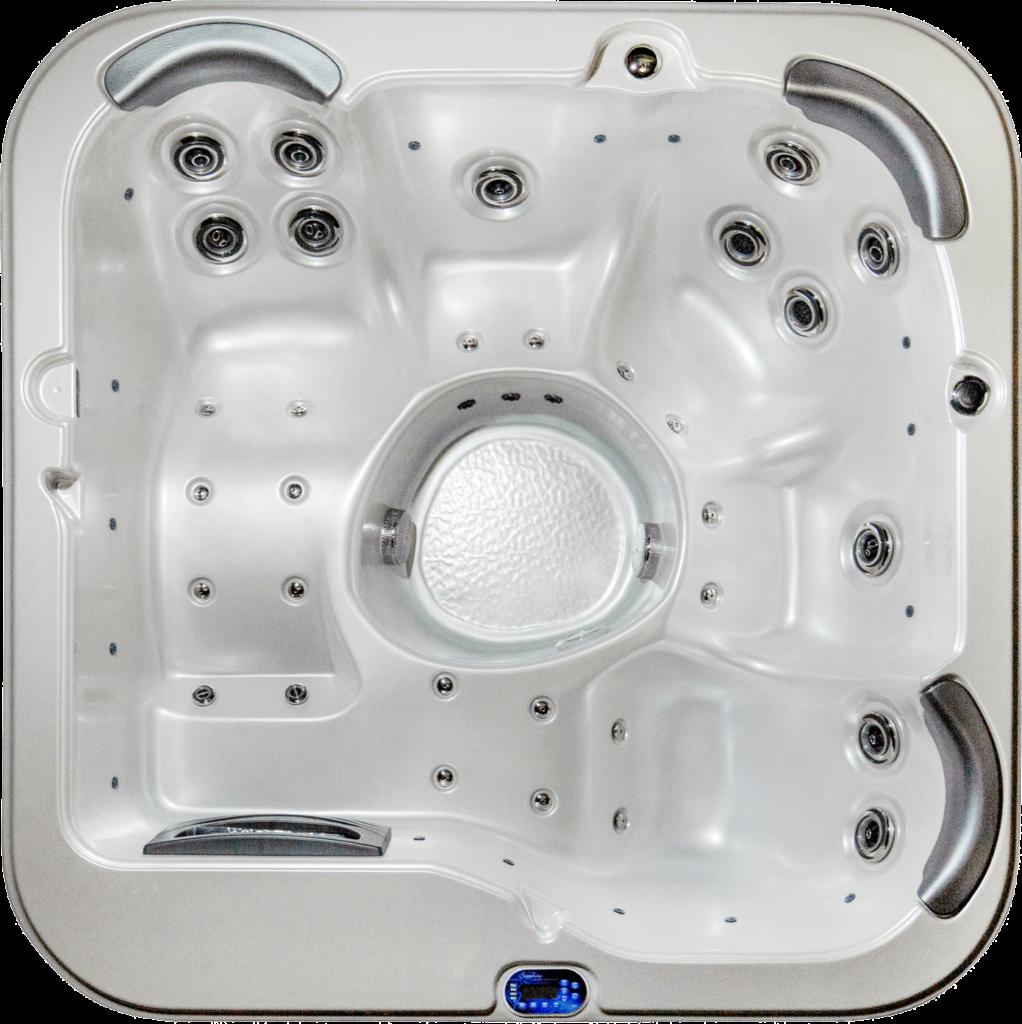 myOasis Compact Spa Pool