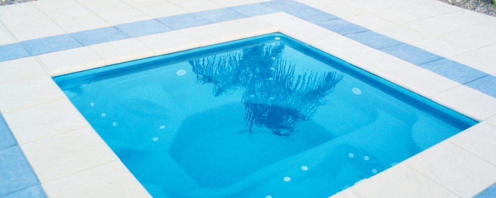 Sorrento Spa Crystal Blue